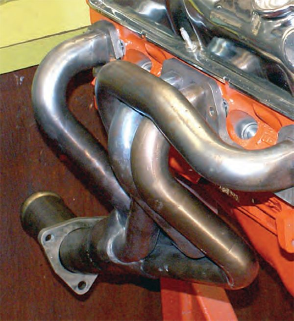 Building Mopar Engines for Performance: Exhaust System