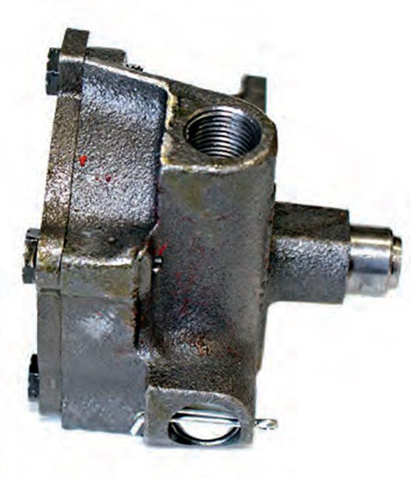 mopar 440 external oil pump
