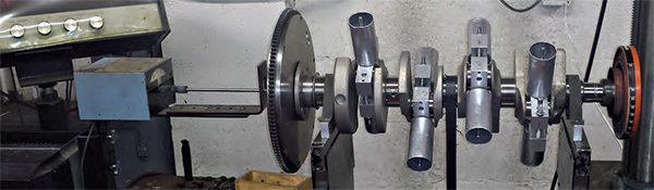 Mopar Engine Performance Guide: Crankshafts and Connecting