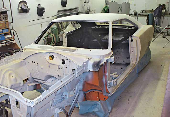 68-70 Mopar B-Body AMD Tooling excluding Charger Roof Panel Skin