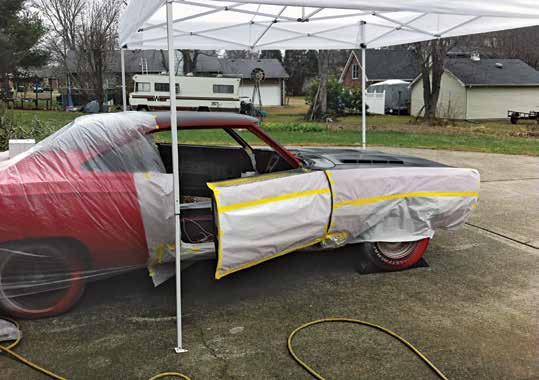 Mopar B-Body Paint Prep and Painting for Restoration - Mopar DiY